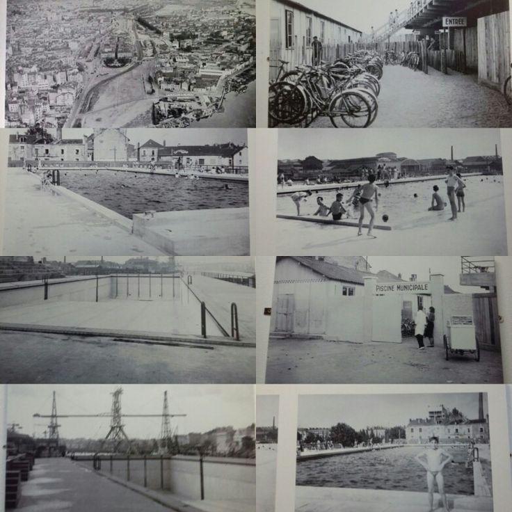 Piscine Ile Gloriette Nantes 1950