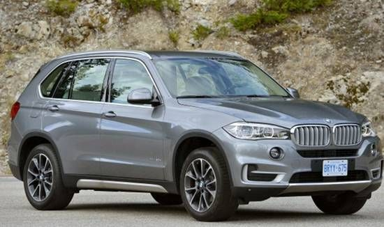 2018 BMW X7 Review