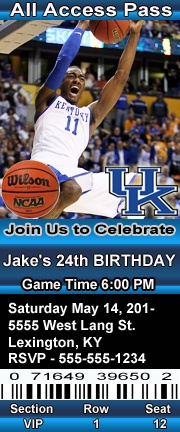 36 best Tucker Birthday images on Pinterest Kentucky wildcats