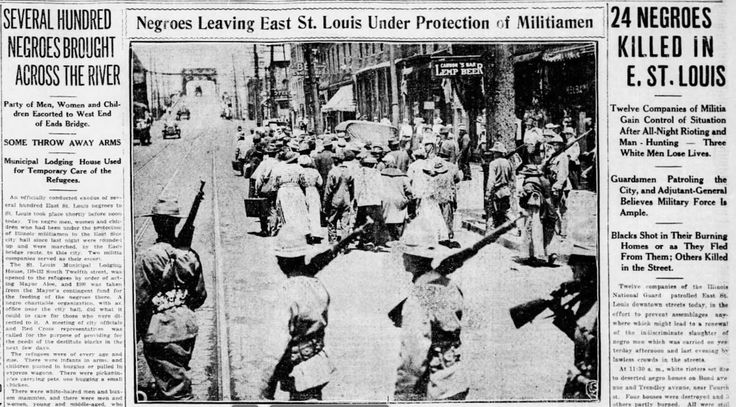 Listening to the Silent Parade of 1917: The Forgotten Civil Rights ...