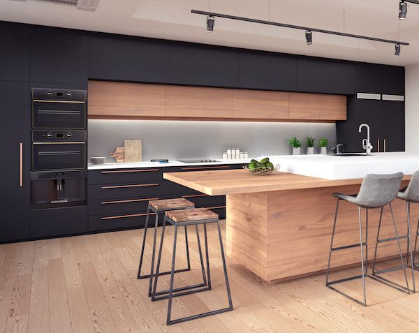 tendance 2020 la cuisine multi luminaire in 2020 kitchen inspiration design kitchen on kitchen interior trend 2020 id=13855