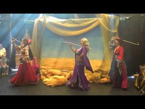 Op zoek naar Sandokan - Madame Baba / Linda Dilara / Sadiya - YouTube