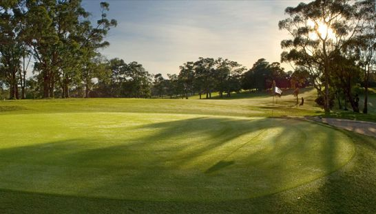 Discover one of Victoria's best kept secrets at the beautiful Cardinia Beaconhills Golf Links! Enjoy 18 holes with a mate for just $49. #golf #golfvic