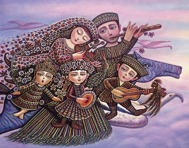 Марина Григорян картины - Поиск в Google