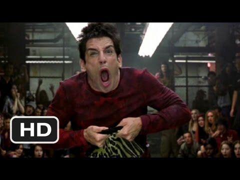 Zoolander Movie CLIP - Walk Off (2001)