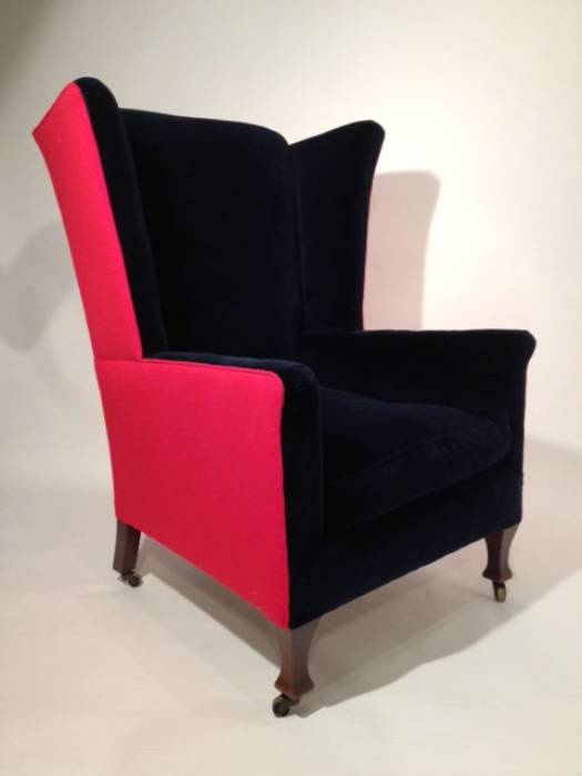 54 best wingback chairs images on pinterest armchairs for Funky armchairs