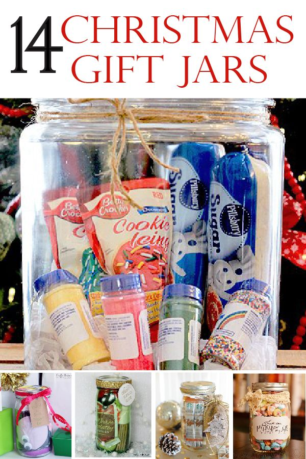 14 Best Pinterest Christmas Gifts in a Jars | Gifts | Pinterest ...