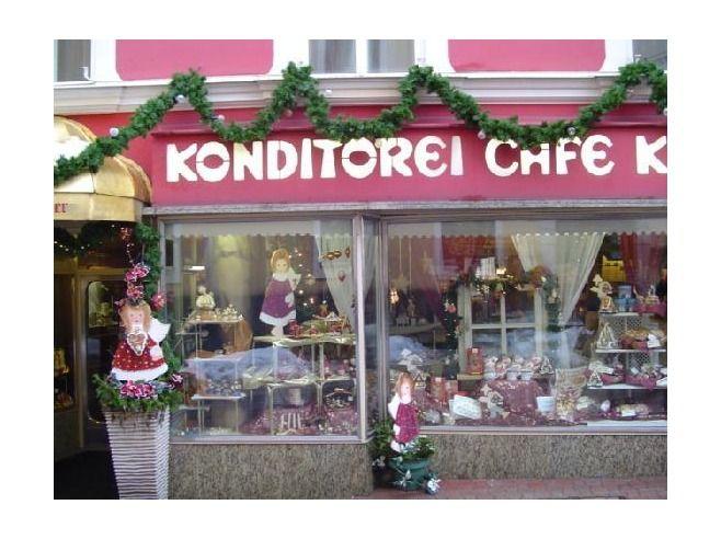 Konditorei Shop - Vienna