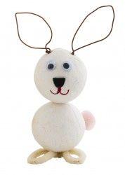 Ball Bunny - Craft Activity