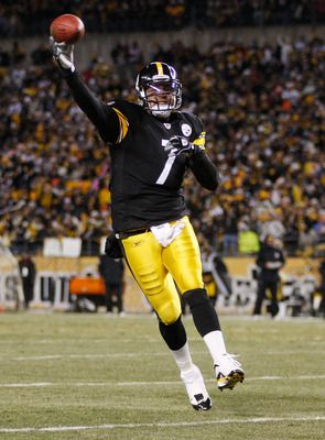 Big Ben now has most passing yards in Steelers history, beating out Terry Bradshaw