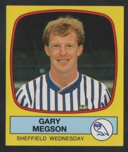 Sheffield Wednesday - Gary Megson 1988