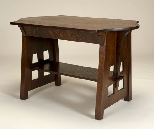 Head Heart And Hand Charles Limbert 153 Library Table · Arts And Crafts  FurnitureFurniture ...