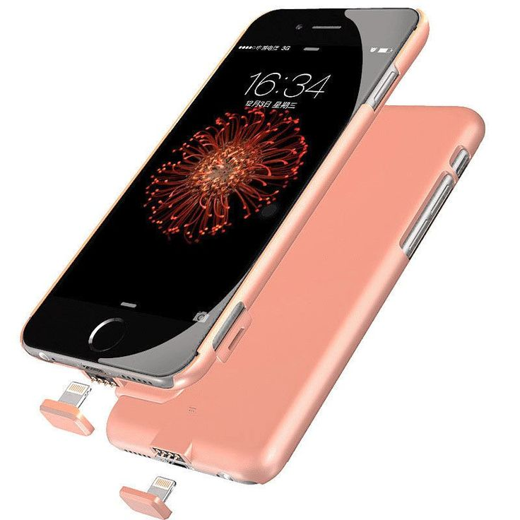 External Portable Battery Charger Case For iPhone 6(s) / 6(s) Plus / 7 / 7 Plus