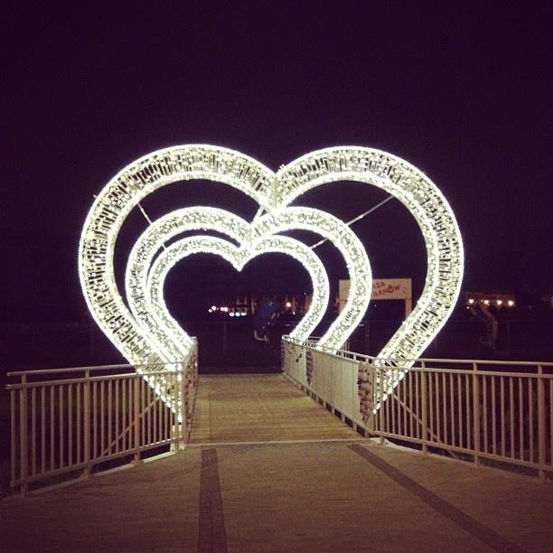 Found on Starpin. #hearts #wilanów #warszawa #warsaw #love
