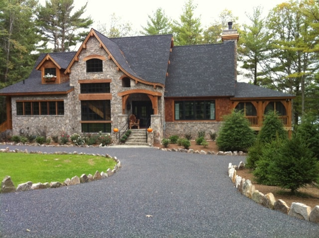 Shawn fisher design home plans