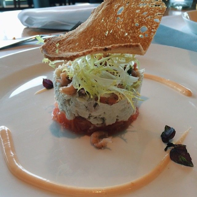 Vistaartje Restaurant Op West WestCord Hotel Schylge Terschelling Foto: @Martinehilverda