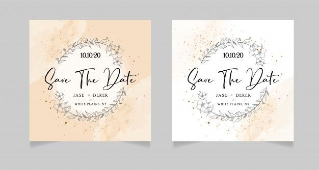 Elegant Wedding Landing Page Vector Free Download Vintage