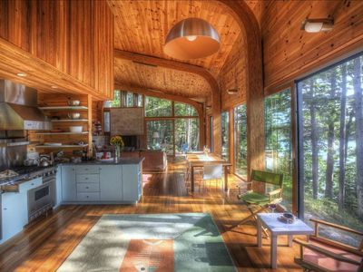 Luxury Waterfront Property in South Bristol, Maine