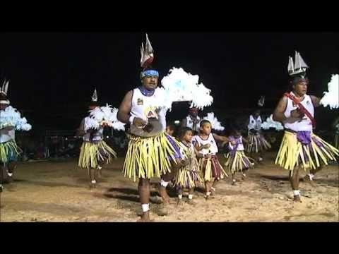 Torres Strait Islander Pearling Lugger Dance