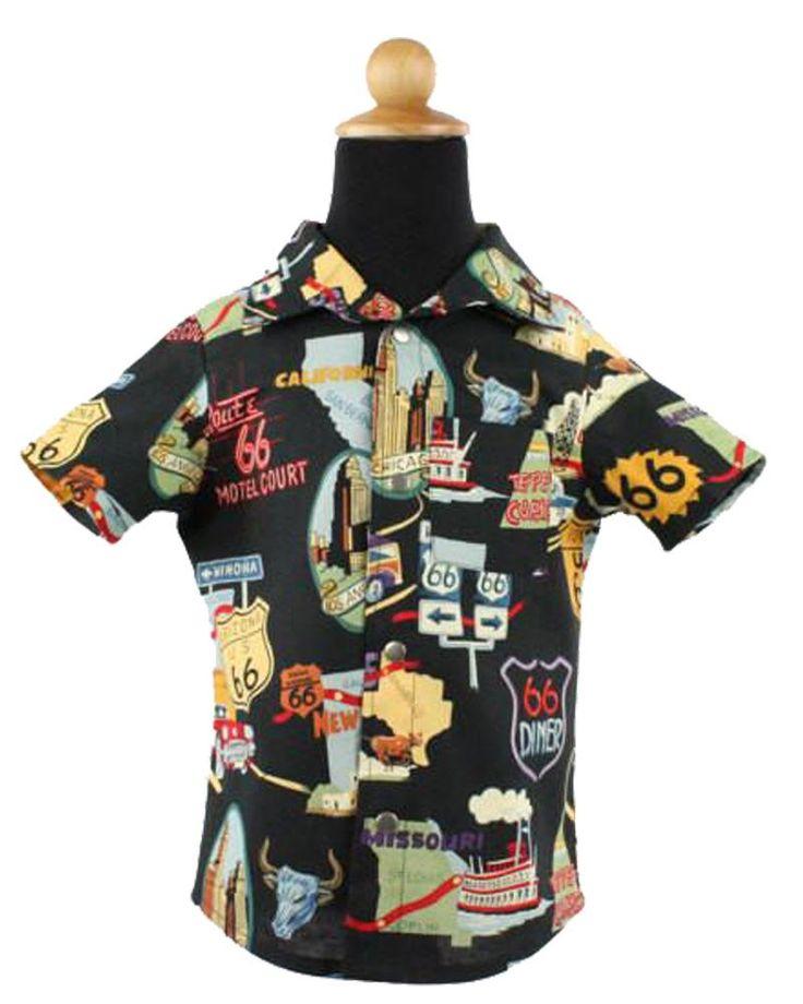 Route 66 Shirt – Bump & Bunny