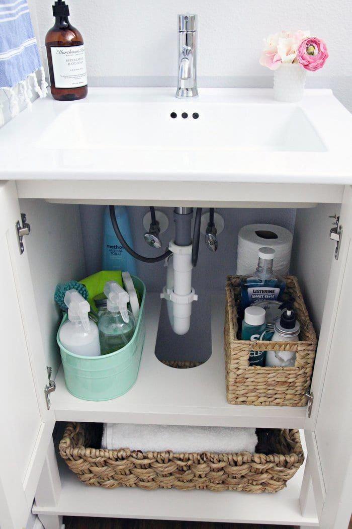 How To Install A Medicine Cabinet Bathroom Organisation Modern