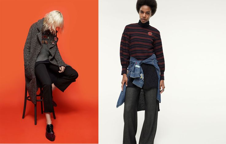 Женская одежда, обувь и аксессуары TRAFALUC | ZARA Российская Федерация