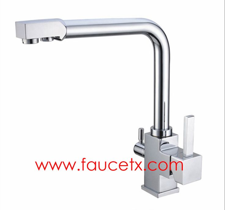 40 best 3 way water filter taps  Tri flow kitchen faucets images on ...