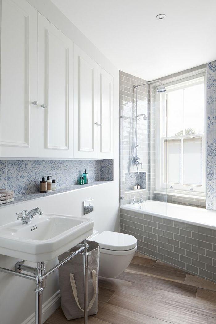 86 best Bad images on Pinterest Bathroom, Bathroom inspiration - fliesenmuster für badezimmer