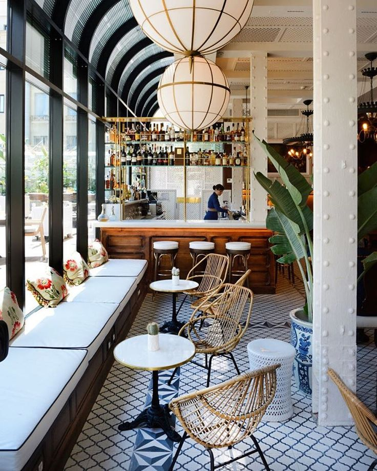 MY RESTAURANT Cotton House Hotel in Barcelona combines beautiful  Neoclassical architecture with bold Lazaro Rosa-Violan interiors and the  best of ...