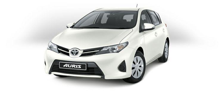 Toyota Auris - Glacier White