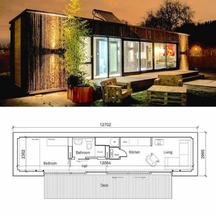 RIPPLE CONTAINER EMERGENCY HOME UNIT