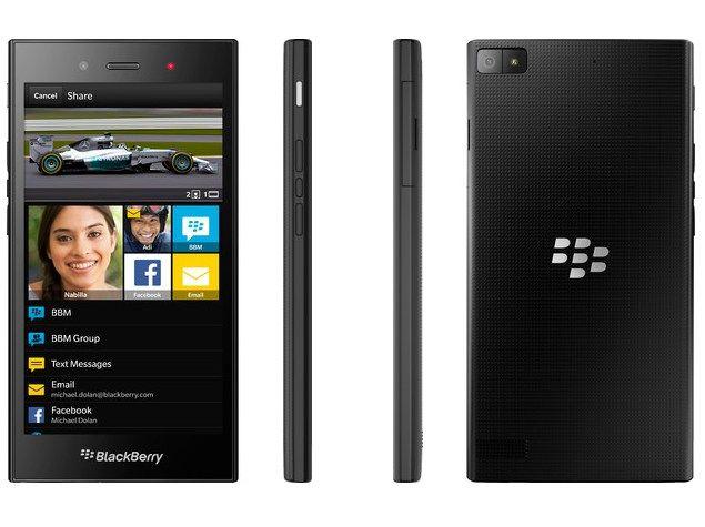 Kelebihan dan Kekurangan BlackBerry Z3
