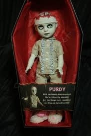 Amazon.com: Living Dead Dolls Series 9 Purdy: Toys & Games