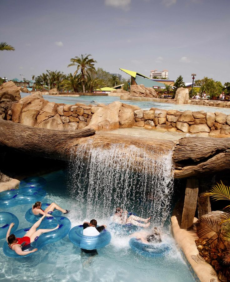 Coolest water parks of the world | Aquatica, Orlando, Florida, USA