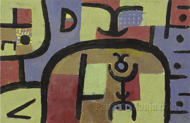 Ausserdem ein Manchen Paul Klee 1938