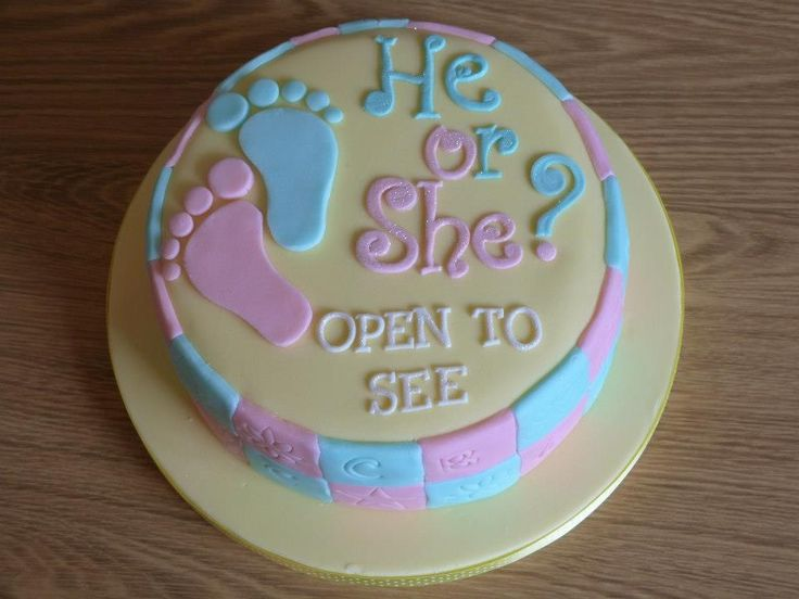 17 Best images about Gender Reveal Baby Shower – Baby Gender Announcement Wording