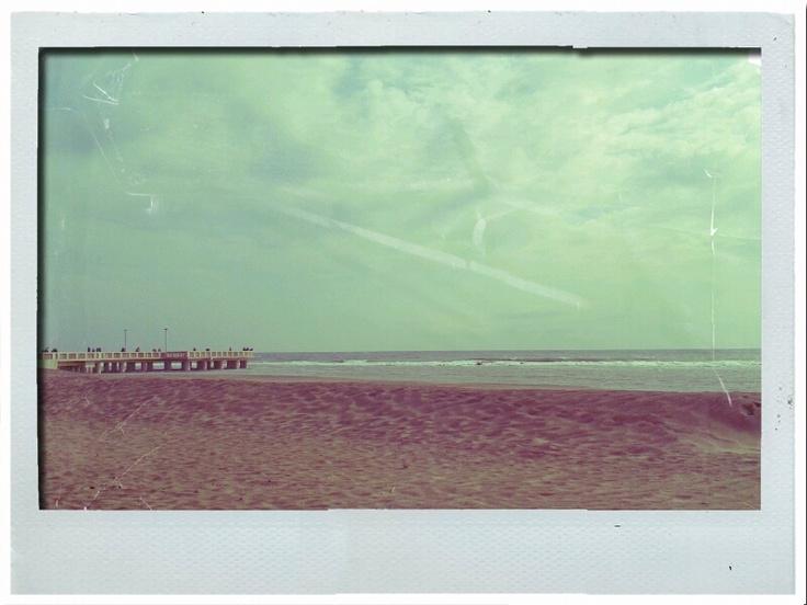 Il Mare di Ostia e il mio pontile:)