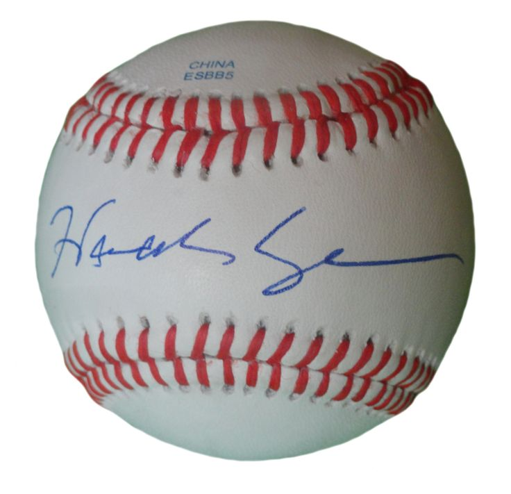 Hannah Storm Signed Rawlings Baseball, ESPN Sportscaster, ABC Sports, Proof This is a brand-new Hannah Storm autographed Rawlings official league leather baseball. Hannah signed the baseball in blue b