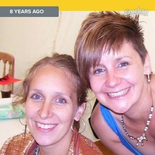 8 years ago.