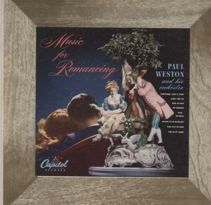 Paul Weston And His Orchestra - Music For Romancing