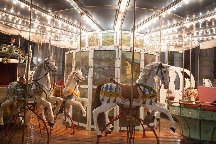 Antique carousel by vlad-m.deviantart.com on @deviantART