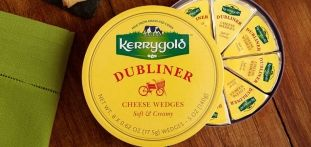Kerrygold Dubliner Cheese Triangles 142g (5oz)