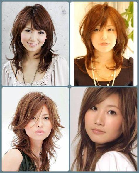 27 cortes de cabelo para orientais - asian haircut