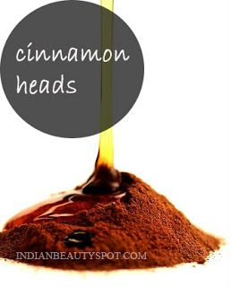 ♥ Makeup N Beauty Tips and Tricks ♥ : Cinnamon Heads - Blackheads