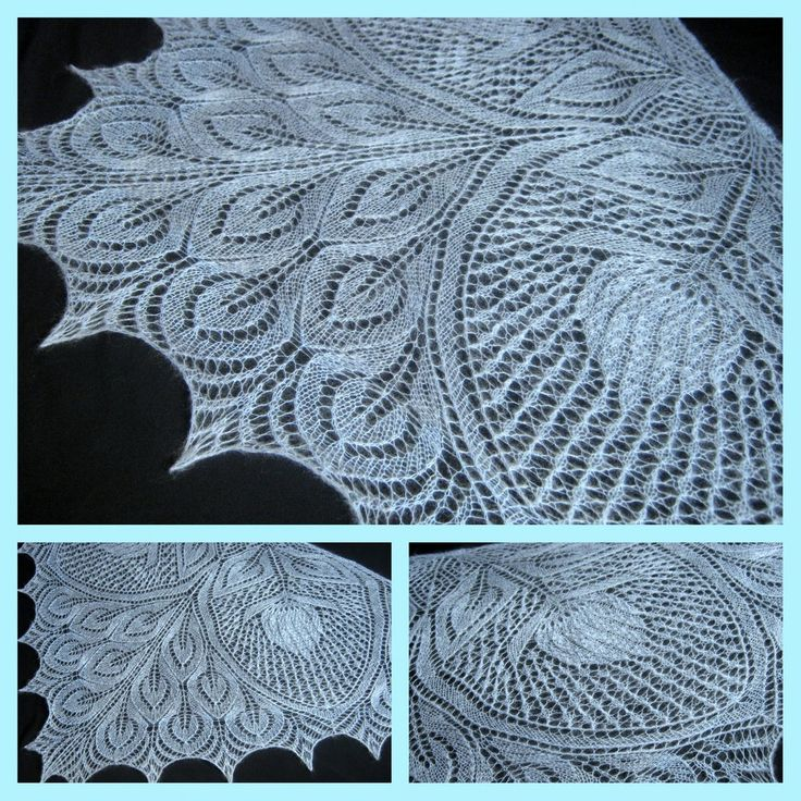 Knitting By Post Facebook : Knitting stories by venera lace stitch patterns