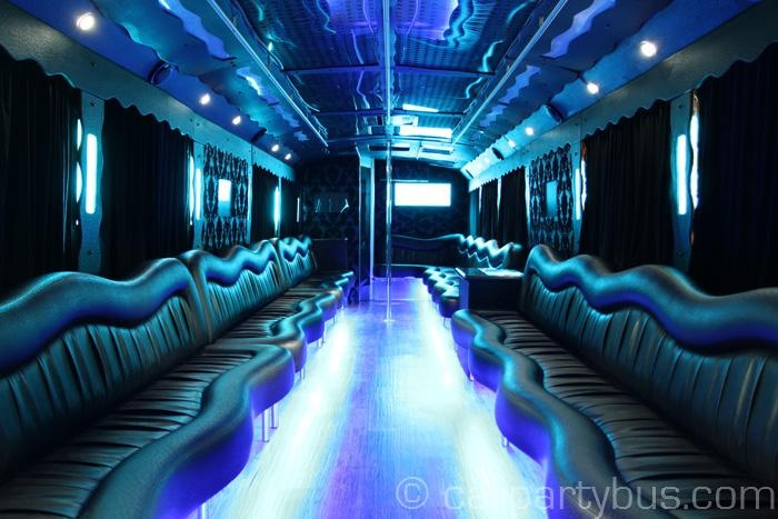 Transportation on Cali Party Bus is safe, efficient and reliable with all our drivers being appropriately certified.