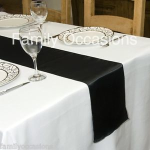 SATIN-TABLE-RUNNER-280-cm-Long-x-22-cm-Wide-VARIOUS-COLOURS