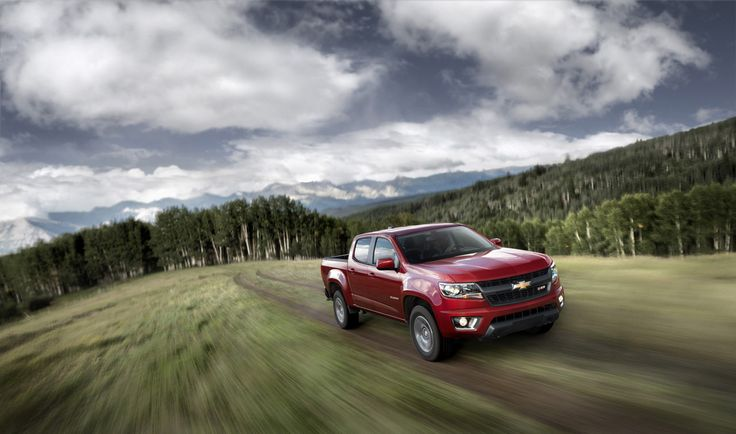 2015 Chevy Colorado, GMC Canyon to net up to 27 mpg with 4-cylinder - Autoblog