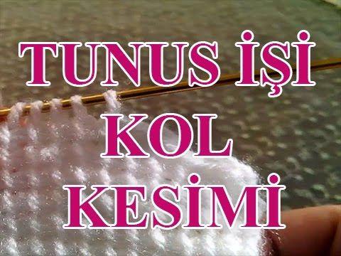 Tunus İşi Kol Kesimi Yapılışı http://www.canimanne.com/tunus-isi-kol-kesimi.html Tunus İşi Kol Kesimi