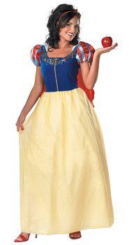 Disney Adult Snow White Deluxe Costume